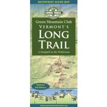 Green Mt Club - Long Trail Map 6th edition