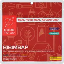 Good To Go Food - Korean Bibimbap