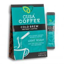 Cusa Tea - Light Roast Box