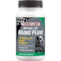 Finish Line - Mineral Oil Brake Fluid 4oz.