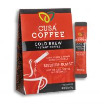 Cusa Tea - Medium Roast Box