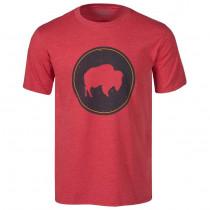Bison Red Heather