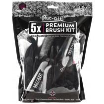 Muc-Off - 5 Brush Set