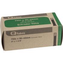 Q-Tube - 700x35-43 Schrader Valve Tube