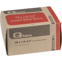 """Q-Tubes - 29"""" x 1.9-2.3"""" 48mm Presta Valve Tube"""