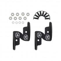 Voile - Split Hooks 4 Pack