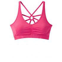 Cosmo Pink Broken Stripe