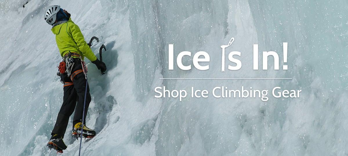 Shop Ice Climbing Gear | Outdoor Gear Exchange