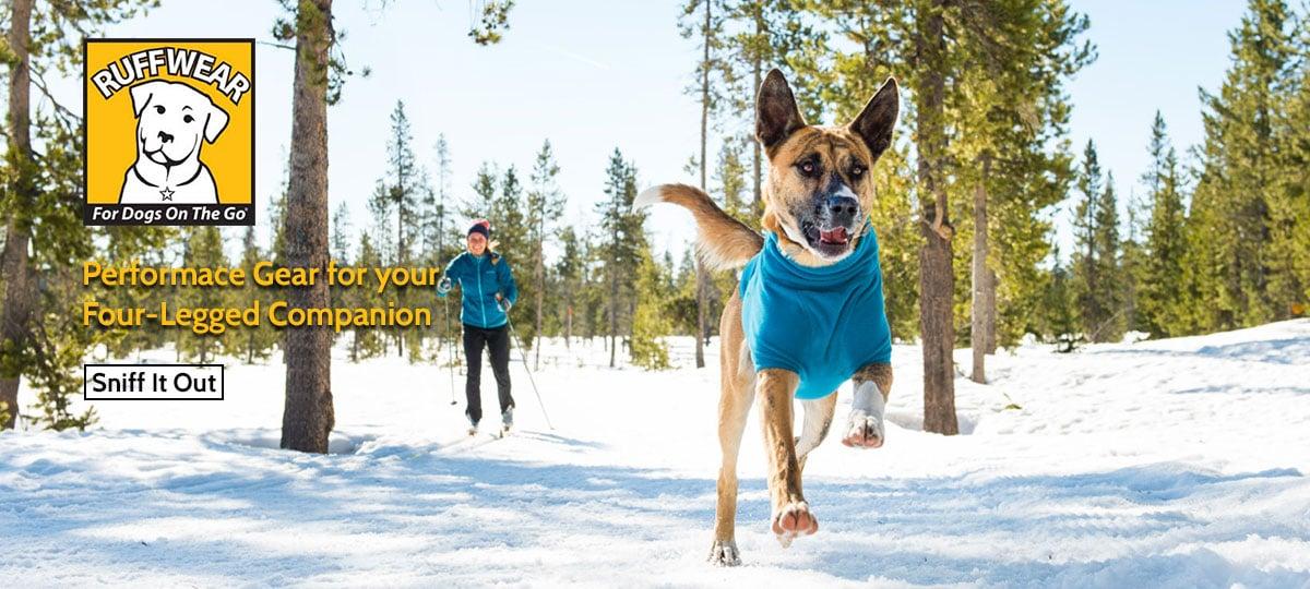 Sniff Out Ruffwear Dog Gear | Outdoor Gear Exchange