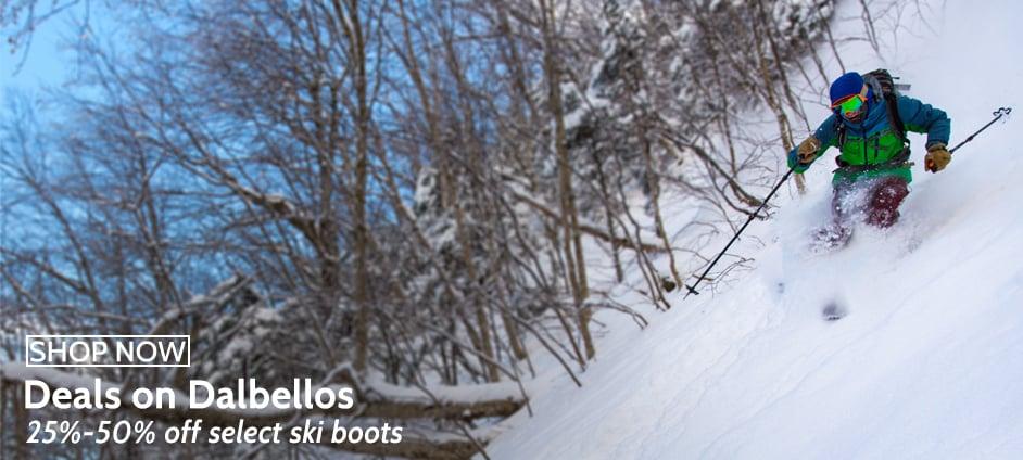 Deals on Dalbellos 25%-50% Off Ski Boots | Outdoor Gear Exchange