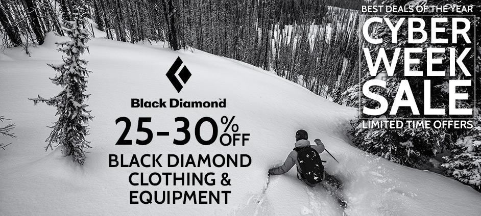 Black Diamond 25-30% OFF | Outdoor Gear Exchange
