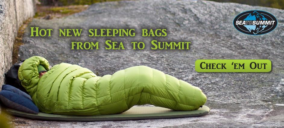 Sea To Summit Sleeping Bags