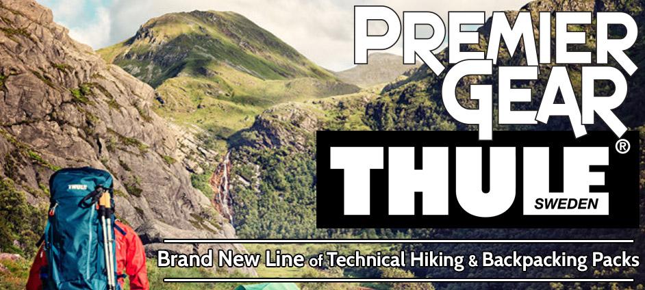 Premier Gear: Thule Backpacks
