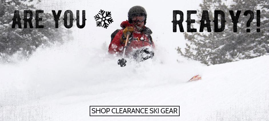 Shop Clearance Ski Gear