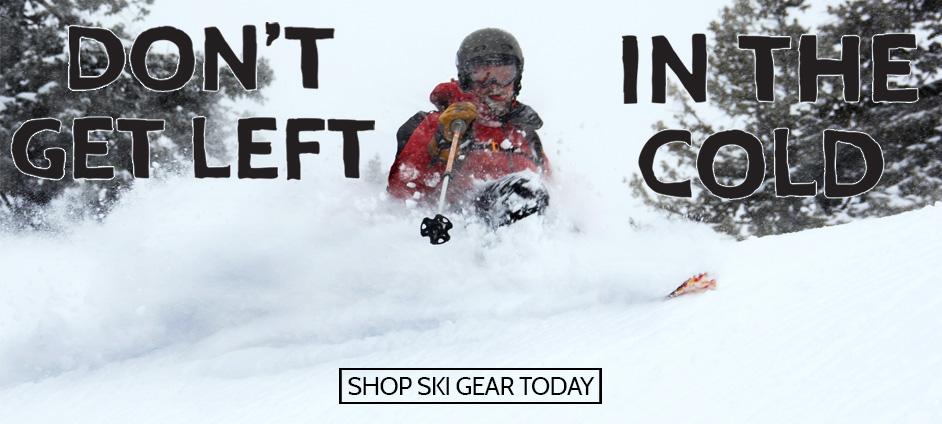 Shop Ski Gear Today
