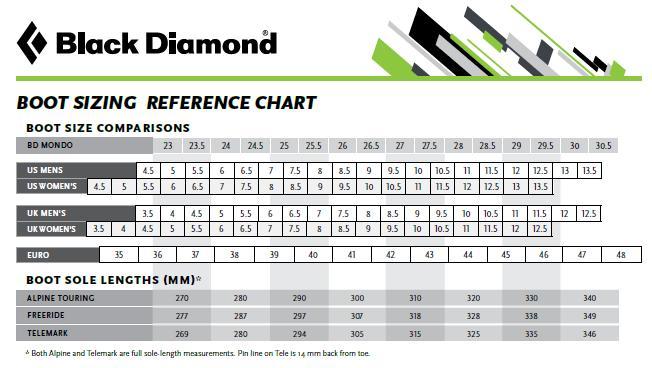 Black diamond factor 130 alpine boot outdoor gear exchange