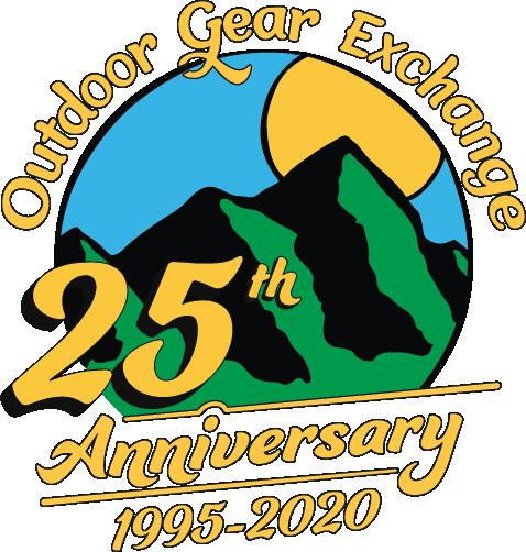 OGE 25th Anniversary logo